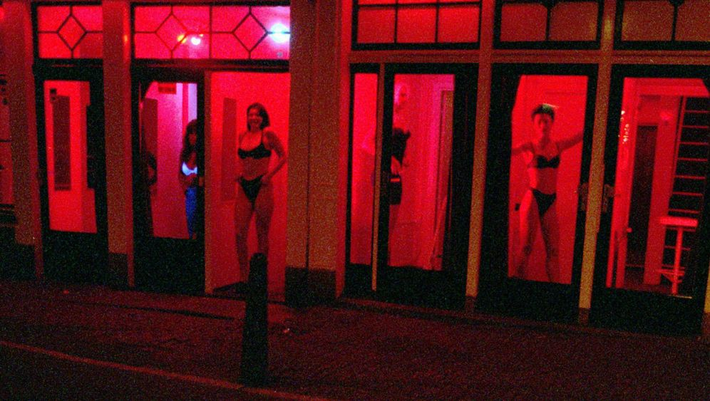 Photo Gallery: Loverboys Control Schoolgirl Prostitutes