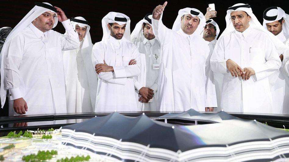 WM-Organisatoren in Katar Mildes Urteil