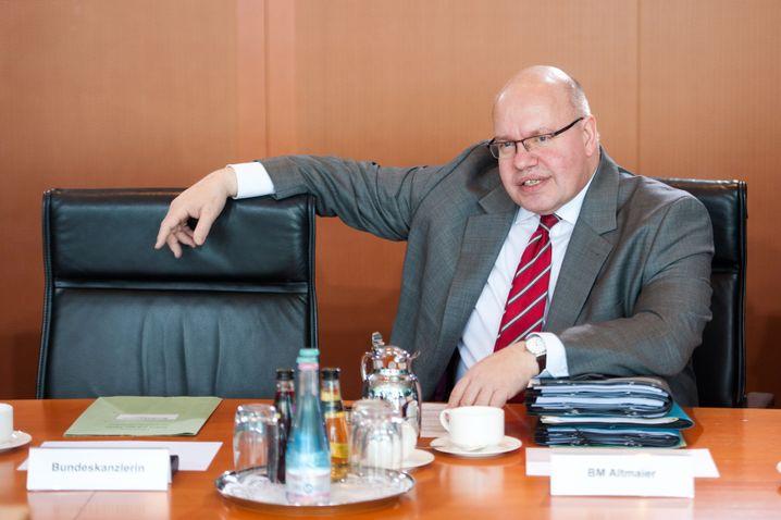 Kanzleramtschef Altmaier: Im März von BND-Präsident Schindler informiert