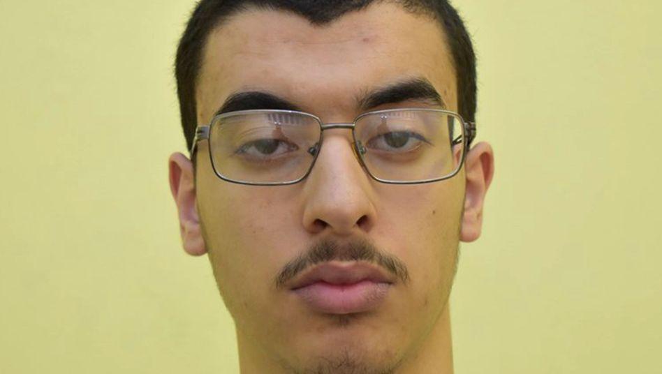 Hashem Abedi: Wegen 22-fachen Mordes verurteilt