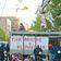 Dutzende Aktivisten blockierten Eingänge an Ministerien