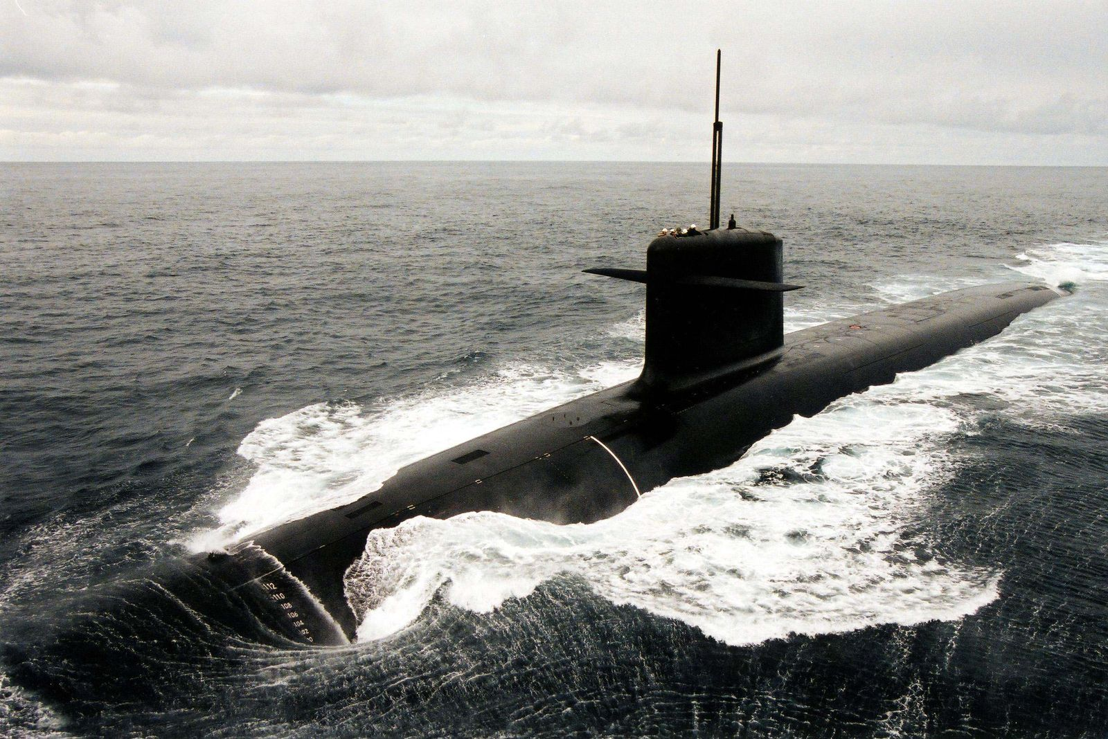 nuclear weapons U-boot