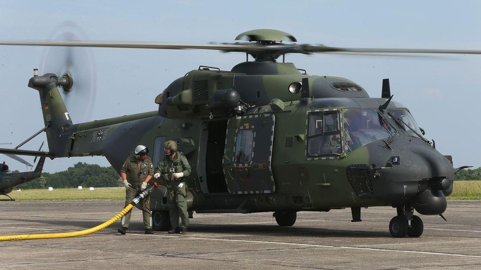NH90-Hubschrauber: Viel weniger kaufen, ein bisschen weniger zahlen