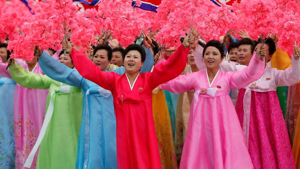 Nordkorea: Massenjubel für Kim