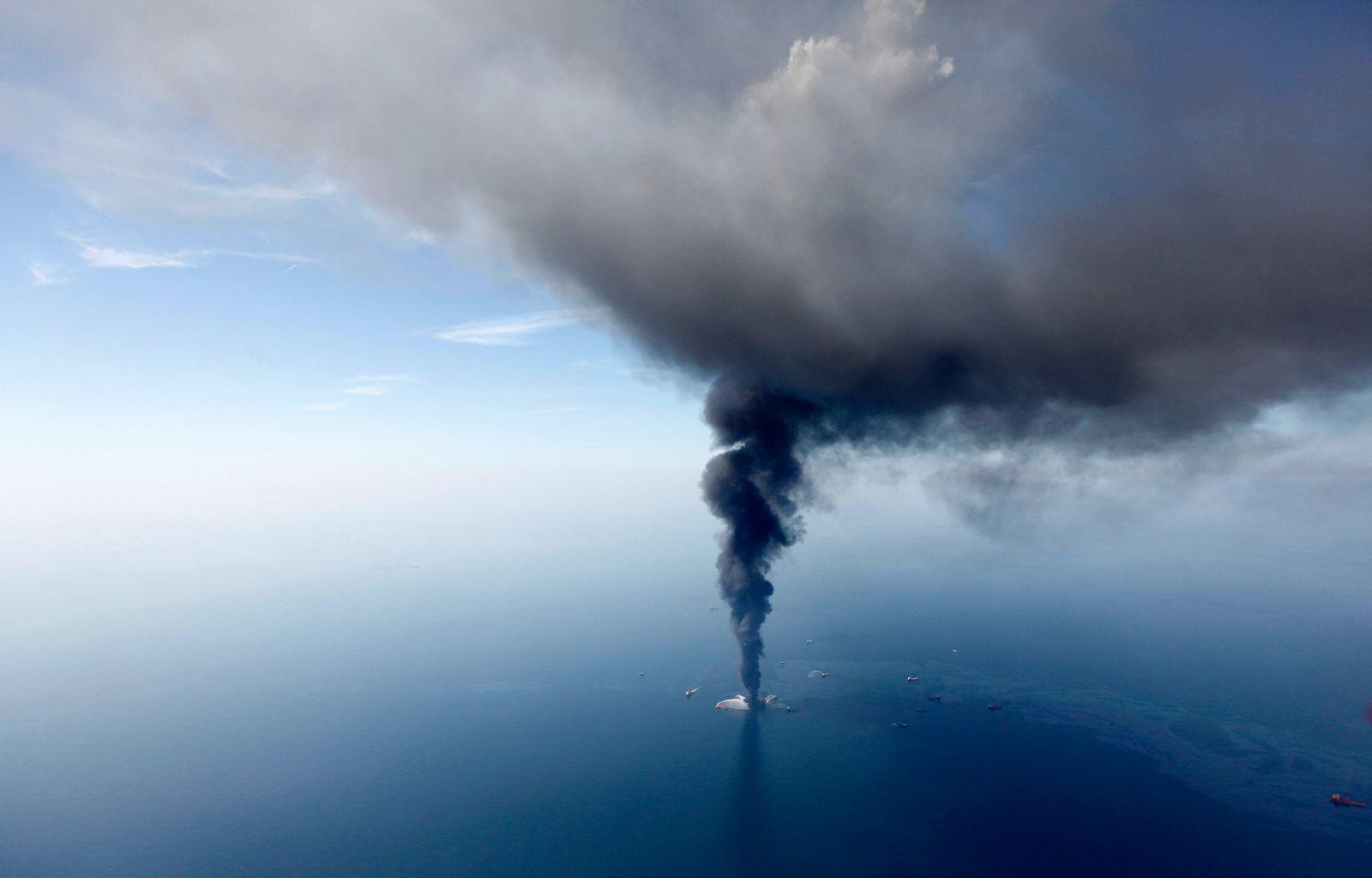 Gulf Oil Spill Dead At Last
