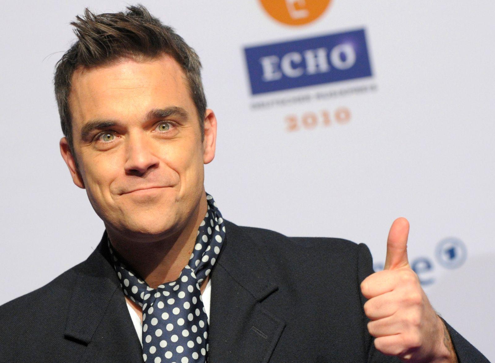 Spekulationen um Hochzeit: Robbie Williams bald unter der Haube?