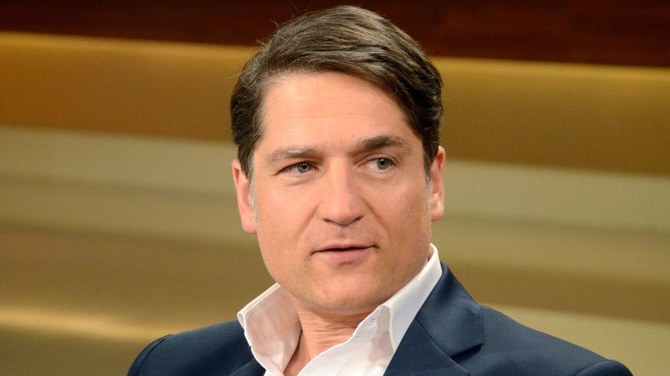 German journalist Jakob Augstein.