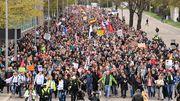 Angriffe auf Journalisten bei »Querdenker«-Demo