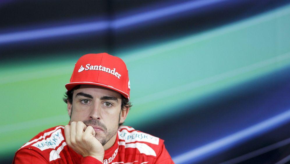 Fotostrecke: Alonsos Karriere in Bildern