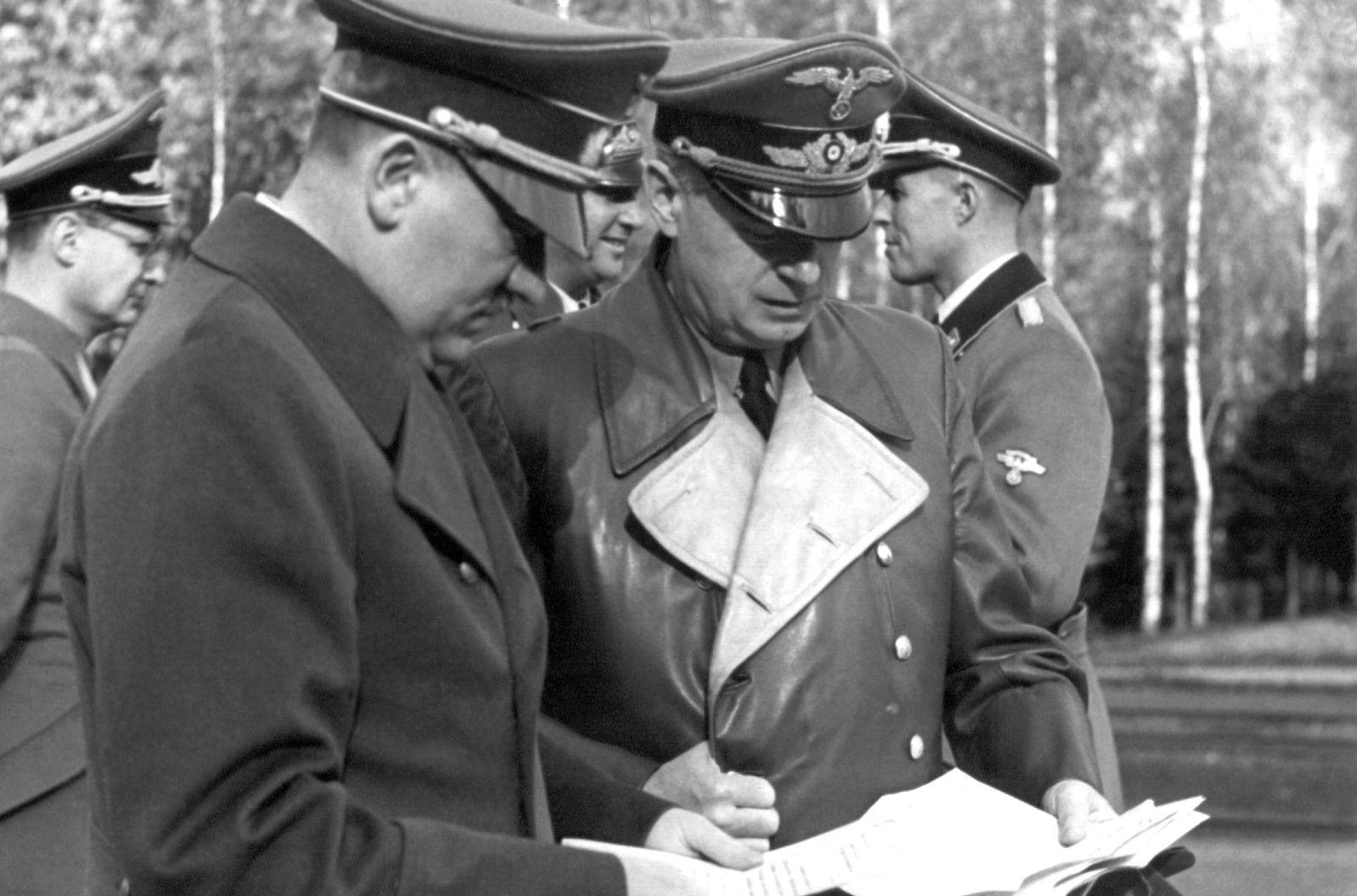 Hitler/ Ribbentrop