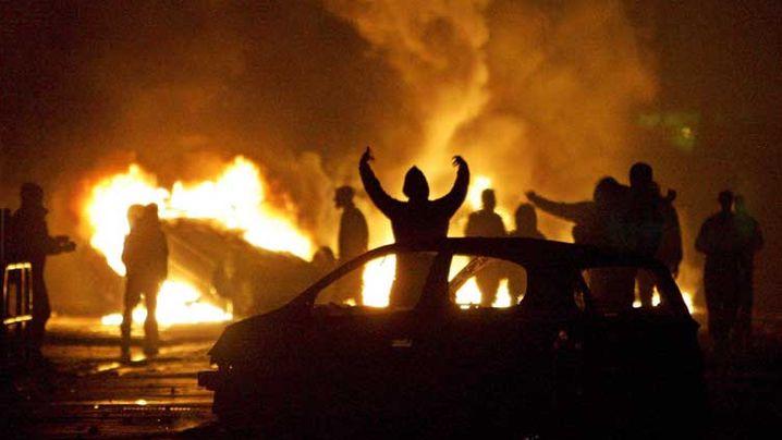 Frankreich: Vorstädte in Flammen