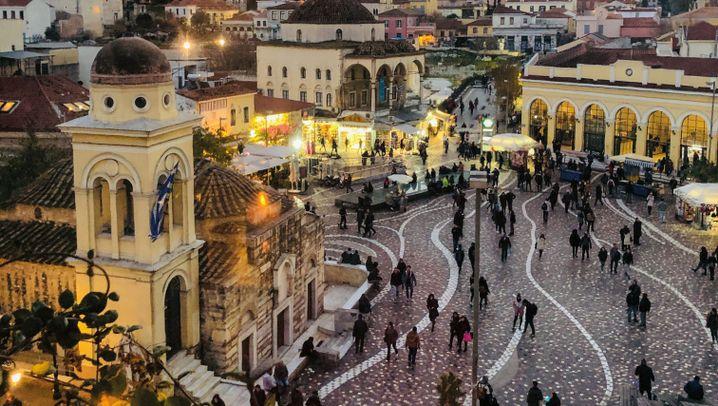Reisetipps für Athen: Vergessen Sie Souvlaki!