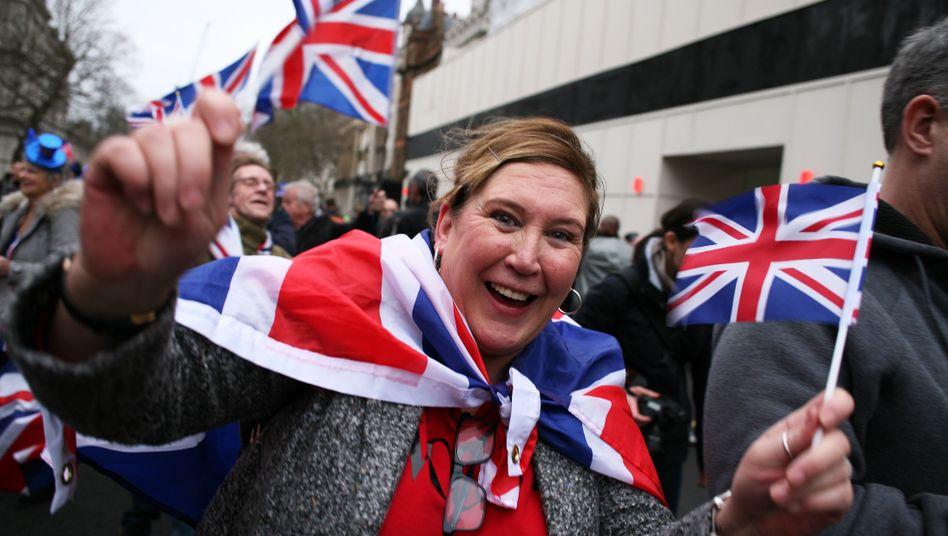 Diffuse Ängste: Was die Briten wirklich in den Brexit trieb