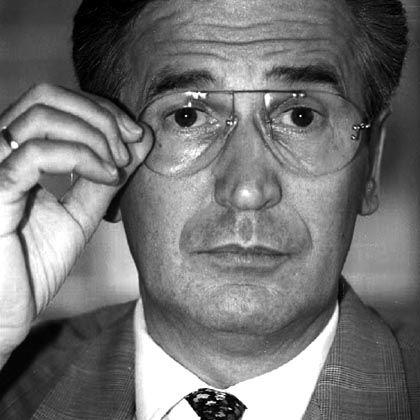 """Ampel-Pionier Klaus Wedemeier (1995): """"Auf keinen Fall hätte ich dieses Bündnis verlängert"""""""