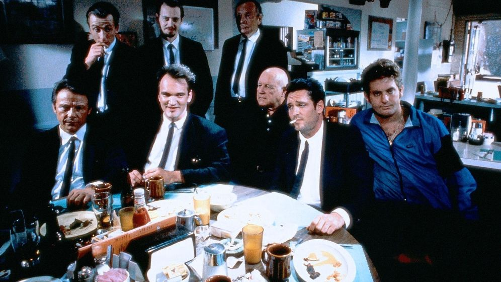 Kultregisseur Tarantino: Der Film-Nerd