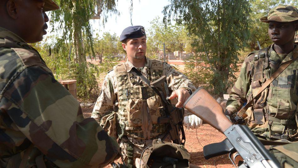 """Bundeswehrsoldat in Mali (M.): Kampf gegen """"Islamischen Staat"""""""
