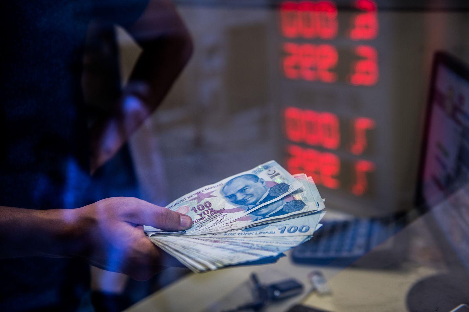 Lira / Türkei / Banknoten