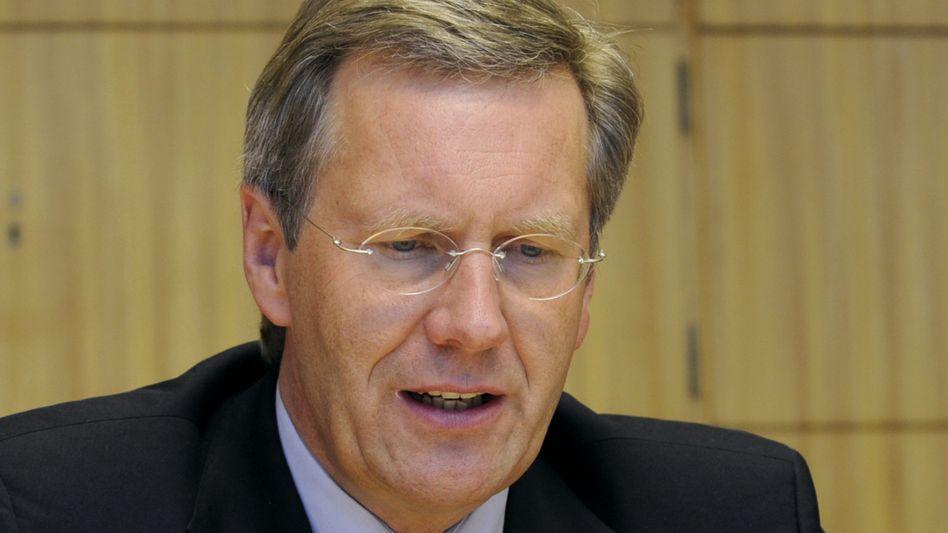 """Ministerpräsident Wulff: """"Das Upgrade hätte ich nicht in Anspruch nehmen dürfen"""""""