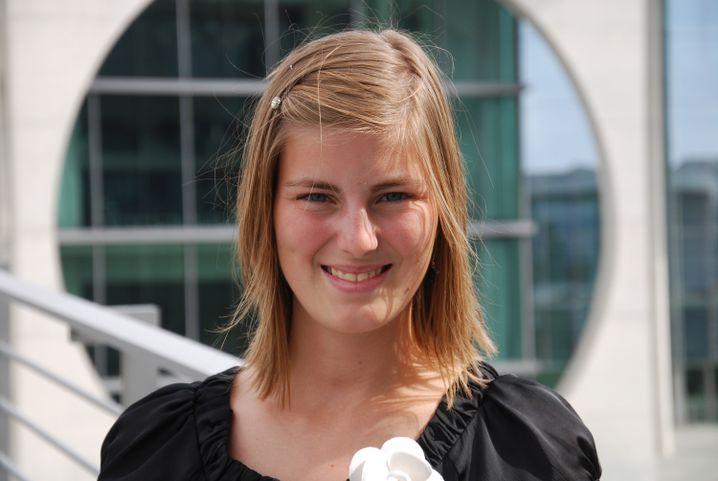 Abiturientin Christina Kufer aus Mühldorf am Inn: Lernplan mit Belohnungen