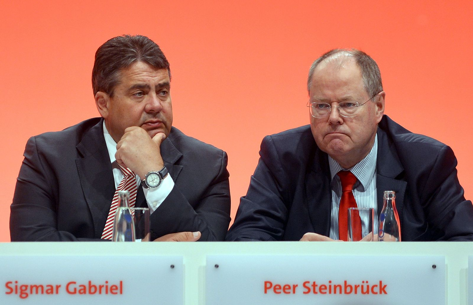 Steinbrück / Gabriel