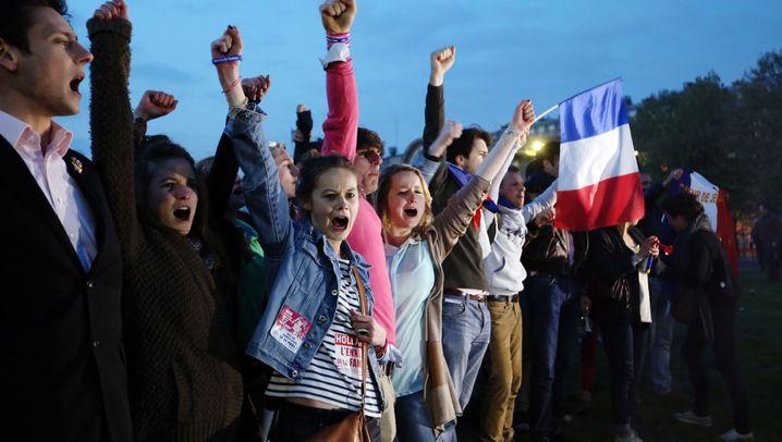 """Frankreichs Gesetz zur Homo-Ehe: """"Keine juristische Schwäche"""""""