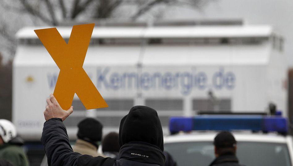 Protest gegen Castor-Transport nach Gorleben: Wo wird Atommüll künftig zwischengelagert?