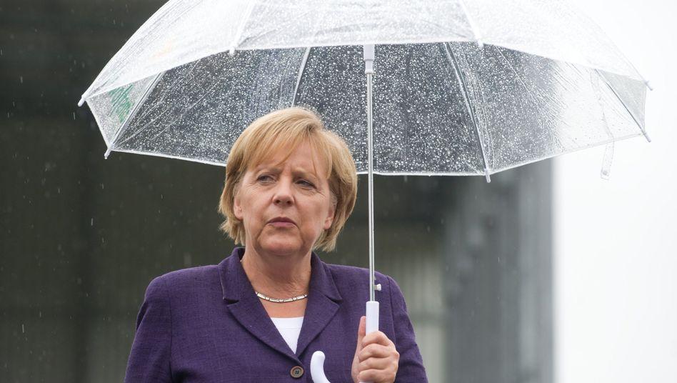 Bundeskanzlerin Merkel: Industrie droht mit Arbeitsplatzverlusten
