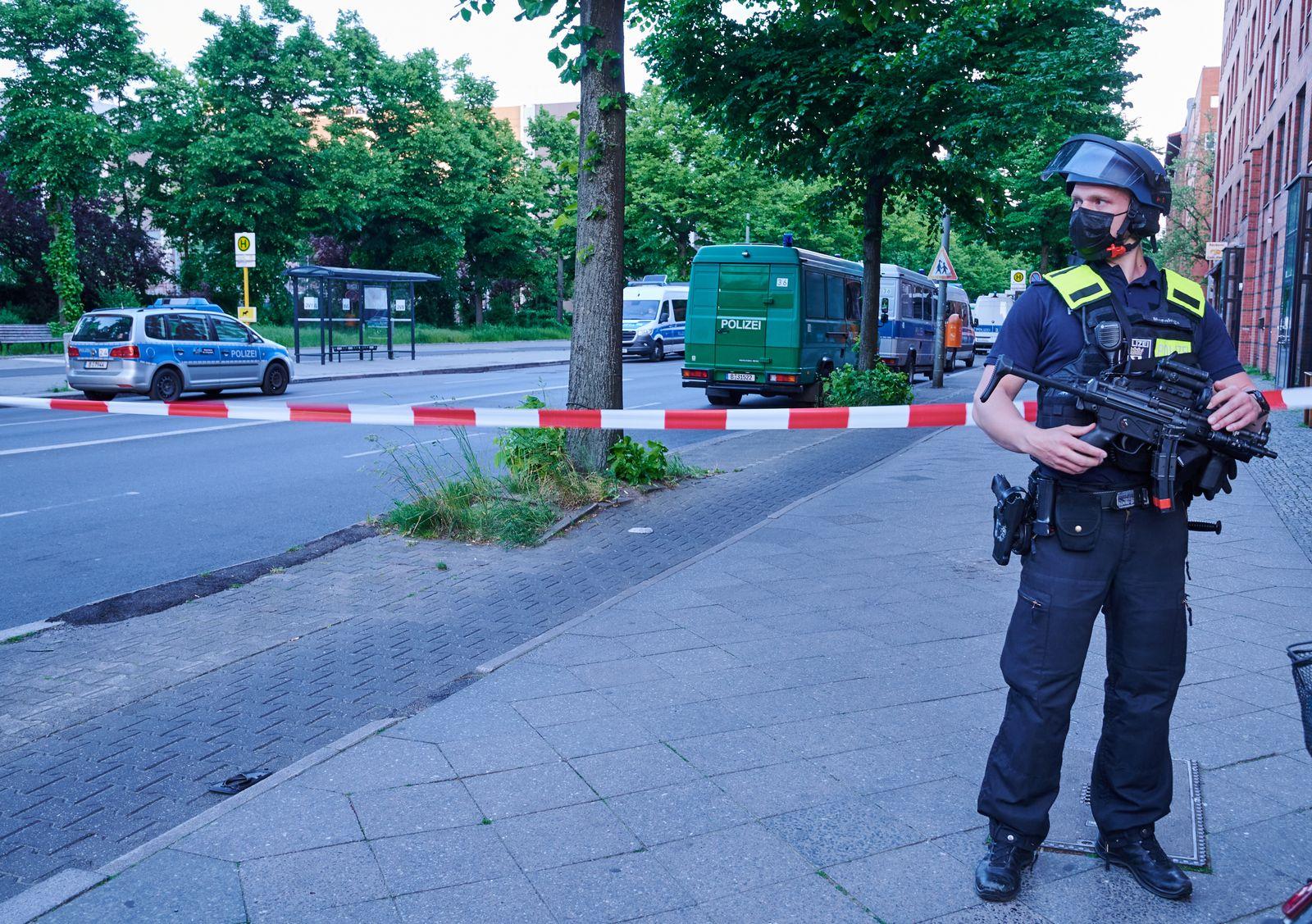 Bundeswehrsoldat in Berliner Senatsverwaltung niedergeschlagen