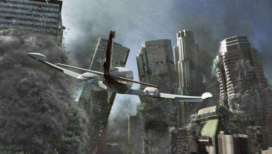 """Blockbuster """"2012"""": Hier entlang zum Weltuntergang"""