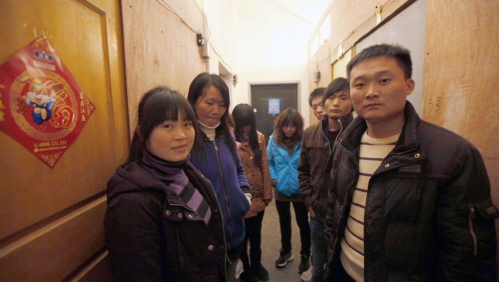 Giftskandal um Apple-Zulieferer: Chinesische Arbeiter klagen an