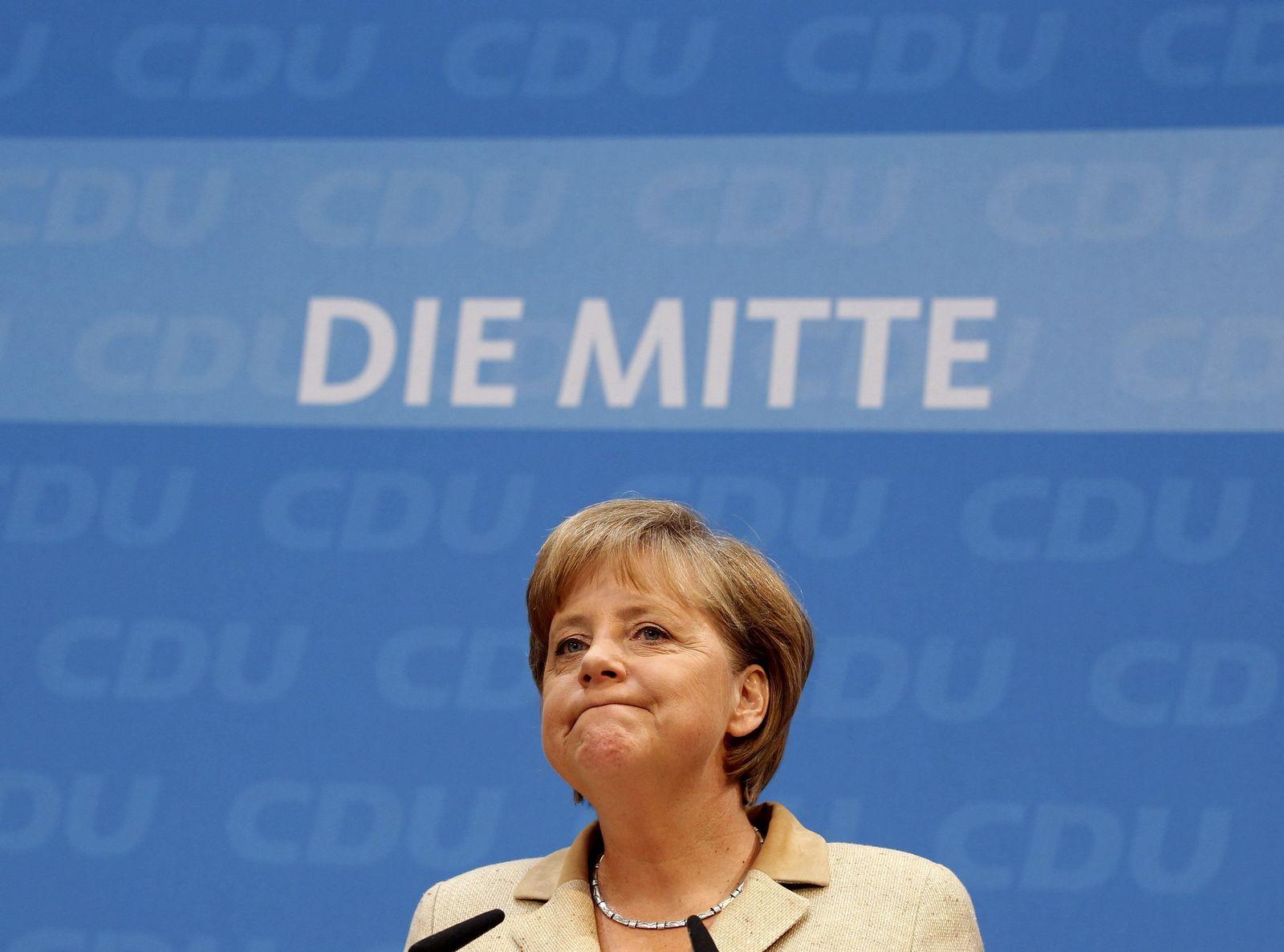Merkel / PK
