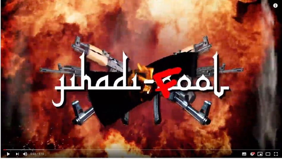 """Der Comedykanal """"Jihadi Fool"""" will Islamismus mit Witz entschärfen - finanziert vom NRW-Verfassungsschutz"""