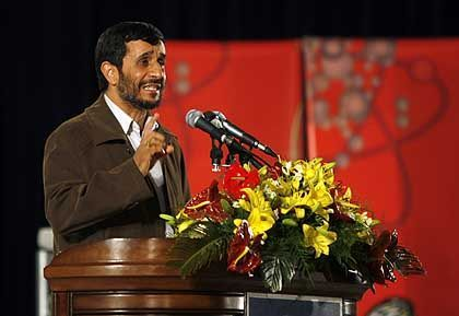 Ahmadinejad claims Iran has begun industrial-scale uranium enrichment -- an important milepost on the way to becoming a nuclear power.