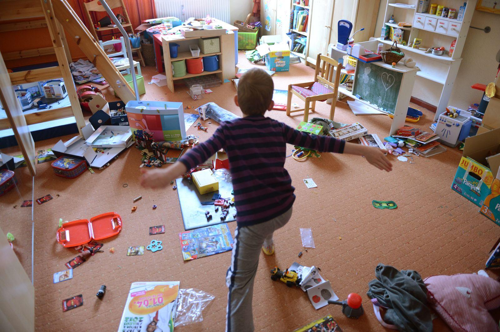 Kinderzimmer/ Spielzeug