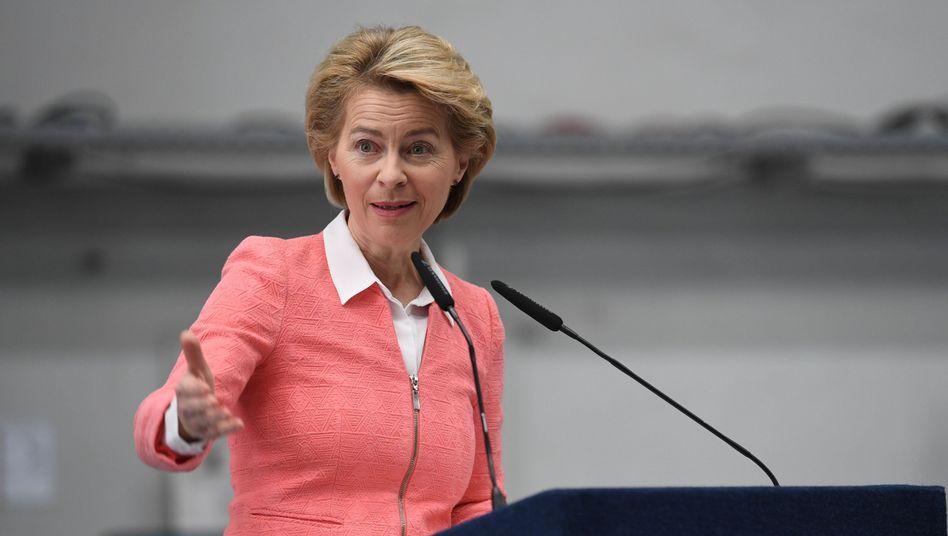 Ursula von der Leyen (Archivbild)