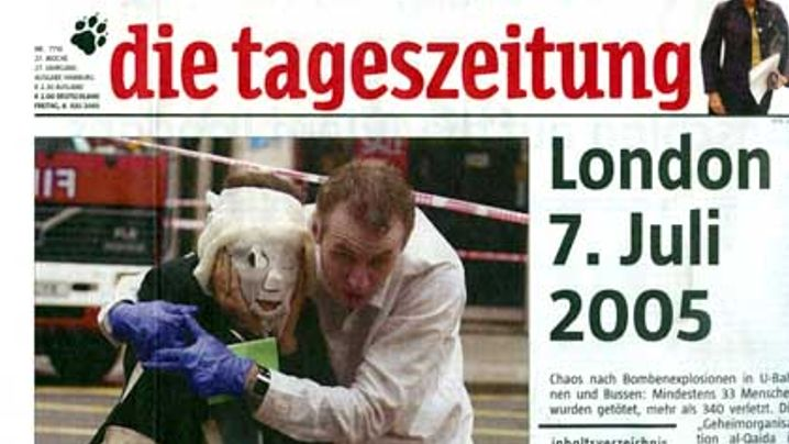 Terror in the Press: Newspapers Around the World React