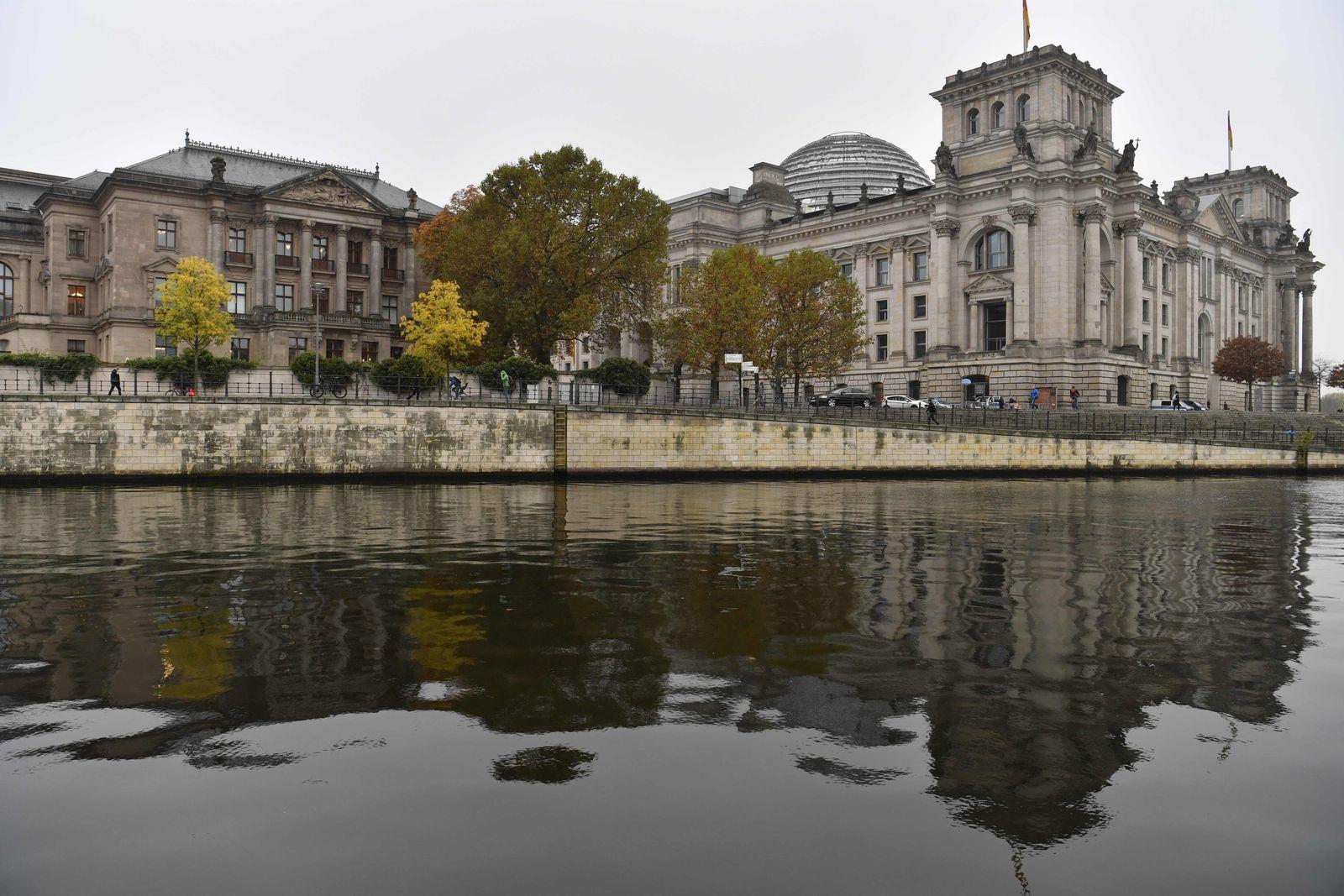 Bundesregierung/ Reichstag