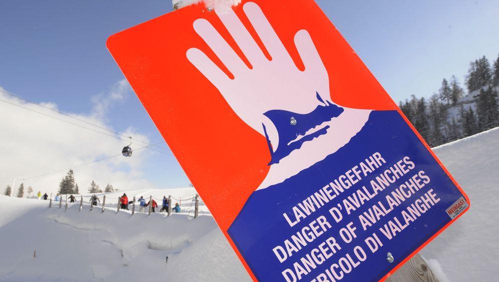 Sicher Skifahren in den Alpen: Das Einmaleins der Lawine