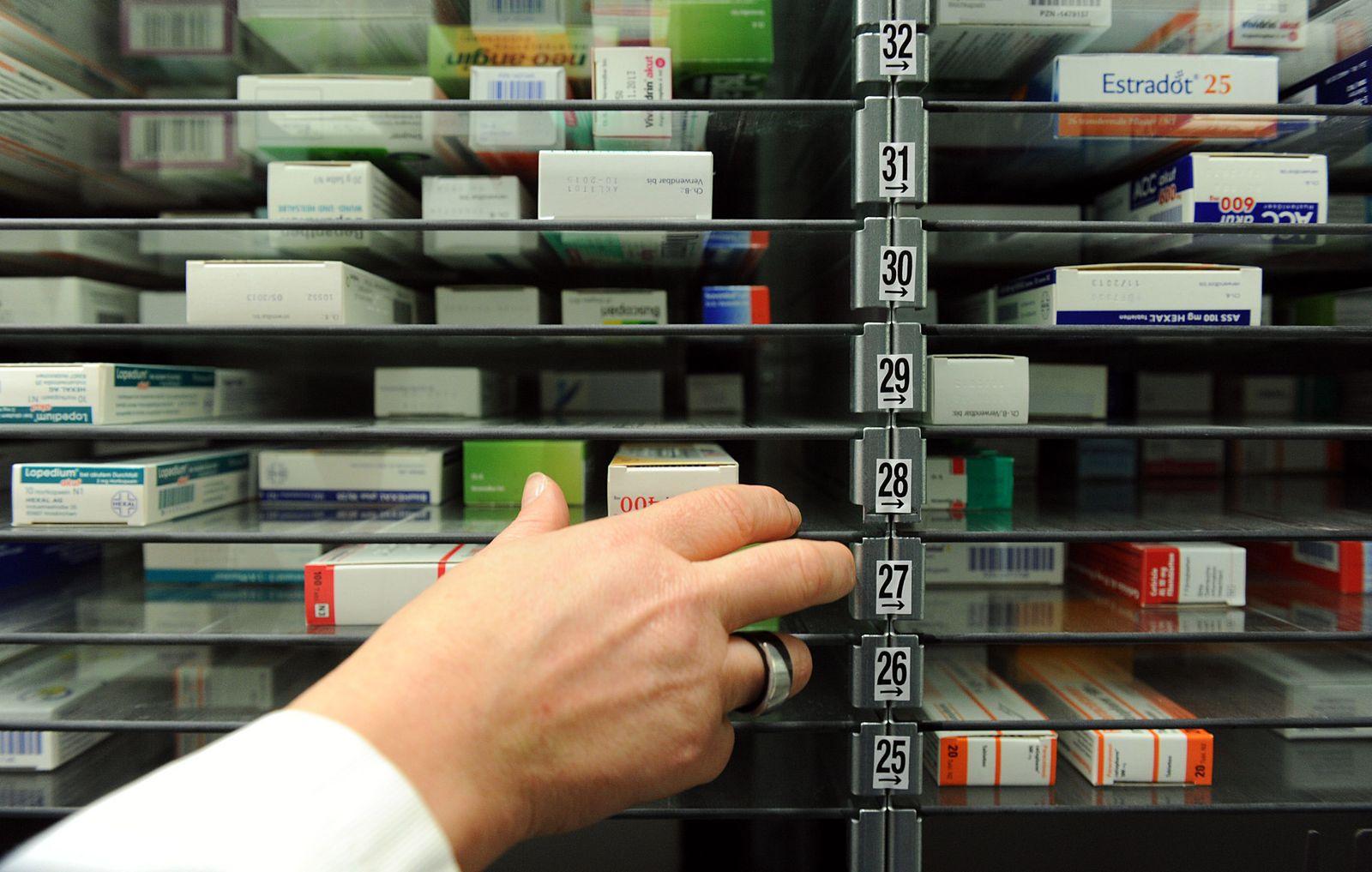 Apotheke Medikamente