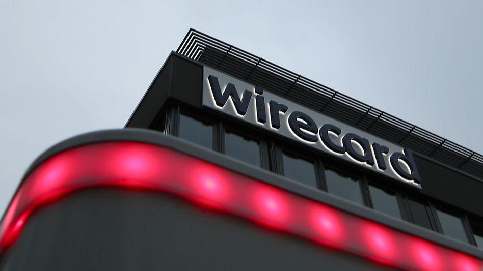 Wirecard-Zentrale in Aschersheim: milliardenschwerer Schuldenberg