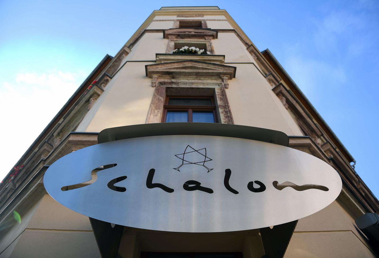 Angriff auf jüdisches Restaurant in Chemnitz