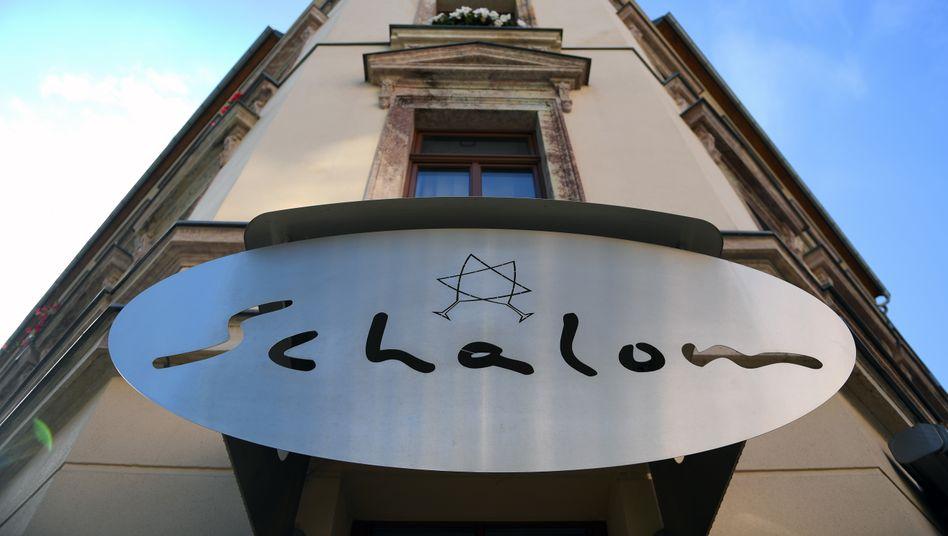 Jüdisches Restaurant »Schalom« in Chemnitz