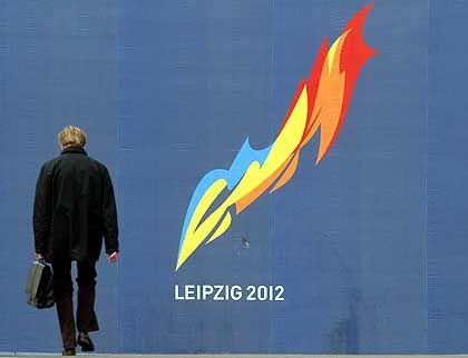 Trauriger Abgang: Olympia 2012 wird nicht in Leipzig stattfinden