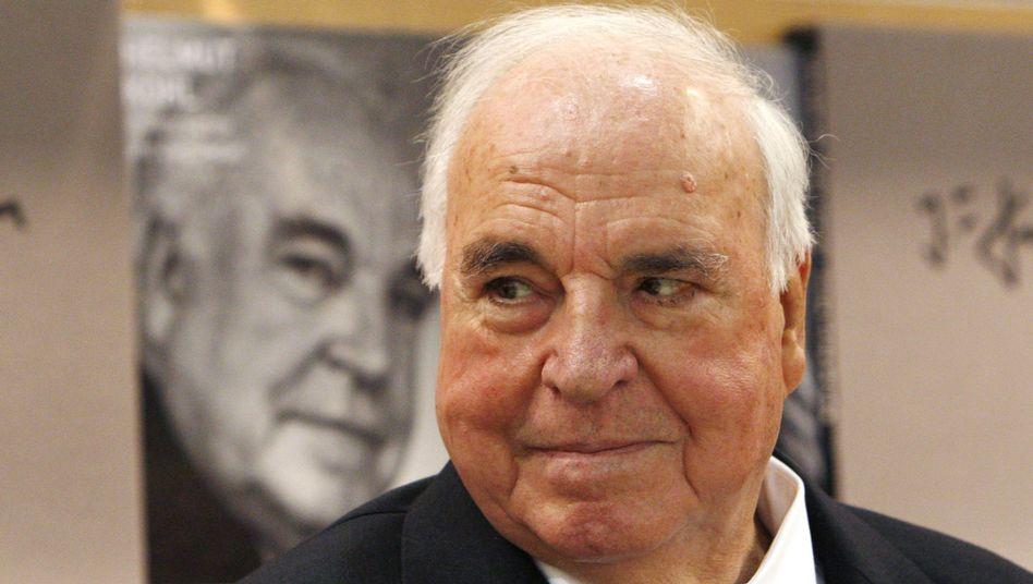 Altkanzler Kohl: Einer, der Grenzen eingerissen hat