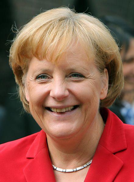 Angela Merkel: Zigarette mit 14