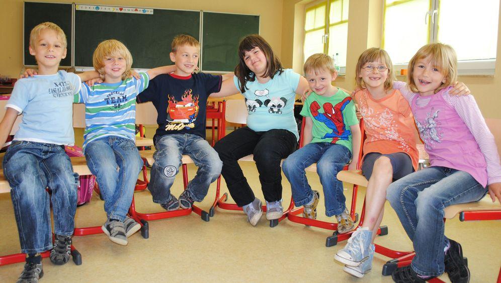 Dorfschule im Osten: Liebling, die Klasse ist geschrumpft!