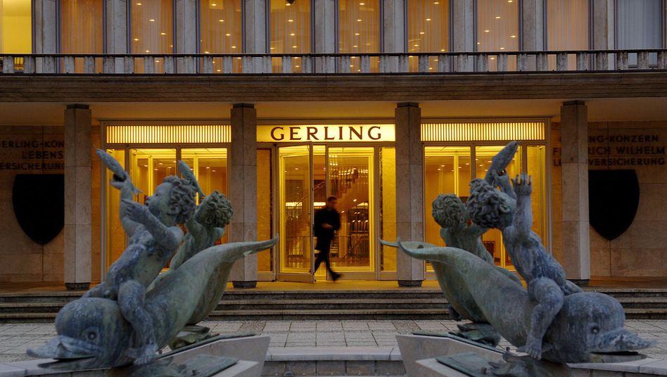 Zentrale des Gerling-Konzerns: Größe im deutschen Wirtschaftswunder