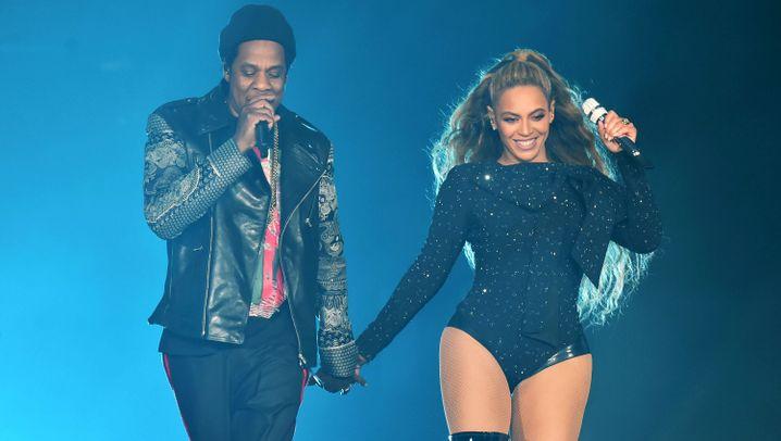 Das Hip-Hop-Power-Couple