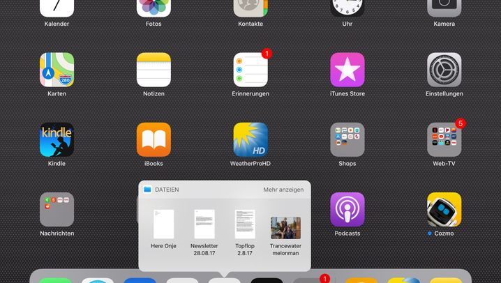 Für iPhone, iPad und iPod touch: Die wichtigsten Neuerungen von iOS 11