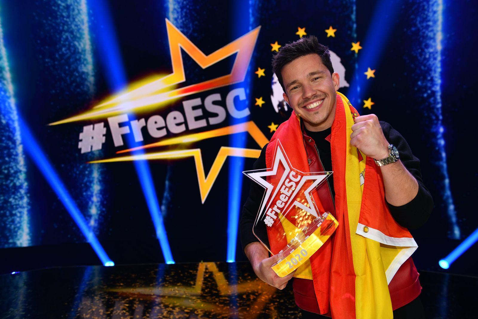ProSieben-Show «Free European Song Contest»